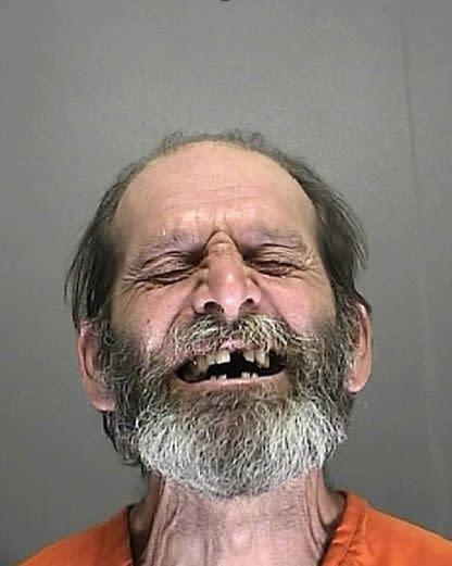 Terry Fox, age 49, arrested for burglary of a dwelling, possession of burglary tools, criminal mischief, and petty theft.