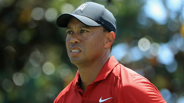 Tiger Woods is being considered one of the favourites to challenge at the Masters next month, and Justin Thomas says that may hurt him.