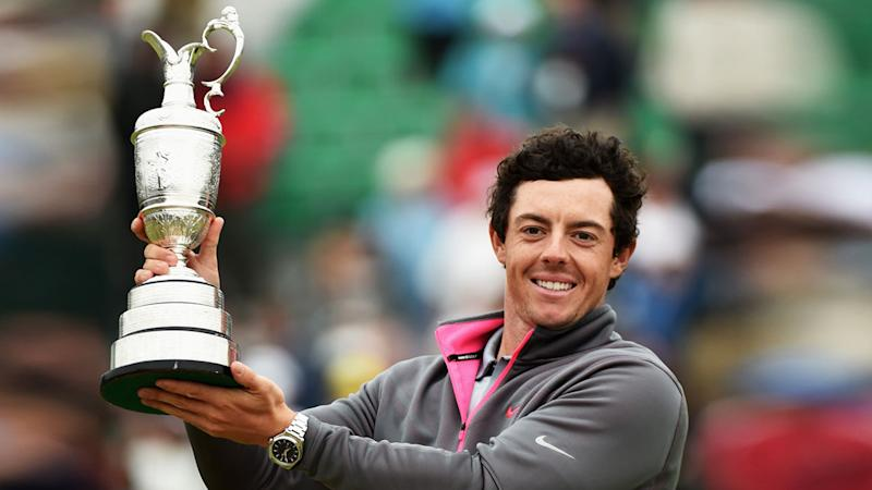 The Open Championship in 60 - Rory wins