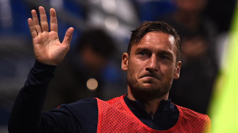 Totti to retire at end of season, says Monchi