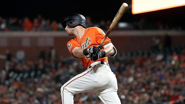 The Giants travel to southern California to being a three-game series against the Padres.