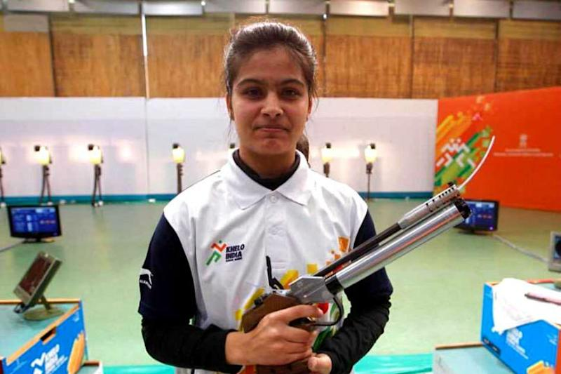 ISSF Shooting World Cup Finals: Manu Bhaker, Rahi Sarnobat Knocked Out of 25m Air Pistol Event