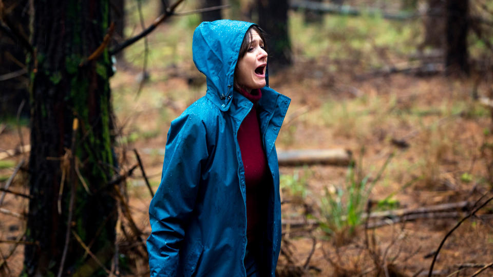 Emily Mortimer in 'Relic'. (Credit: Signature Entertainment)
