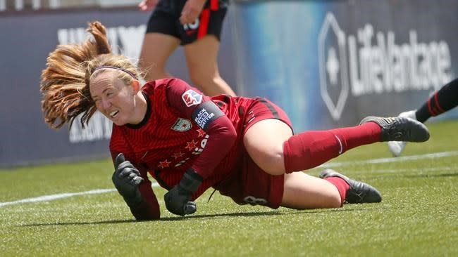 Thorns, Red Stars play to scoreless draw in NWSL tournament