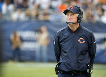 There hasn't been a lot for John Fox to smile about in recent weeks (AP)
