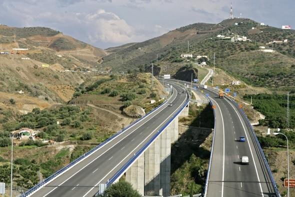 Highway robbers targeting British tourists in Spain, car thieves in spain, car hire crime