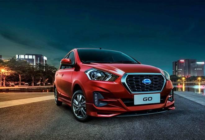 Prices for the five-seater Datsun GO begin at Rs 3.29 lakh, whereas the  seven-seater MPV Datsun GO+ will be available at Rs 3.83 lakh (all  prices ex-showroom Delhi).