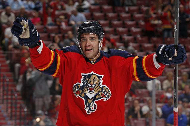 Aaron Ekblad embraces 'cool challenge' of NHL stardom as 18-year-old Panthers rookie