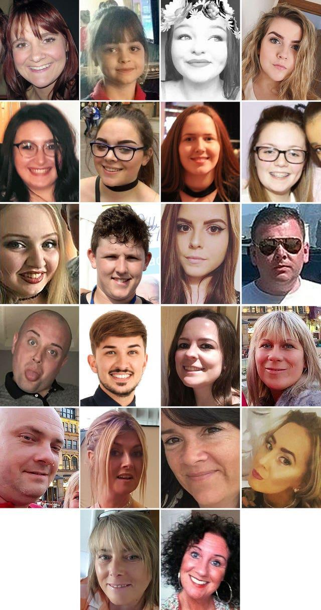 Report due on security at Manchester Arena