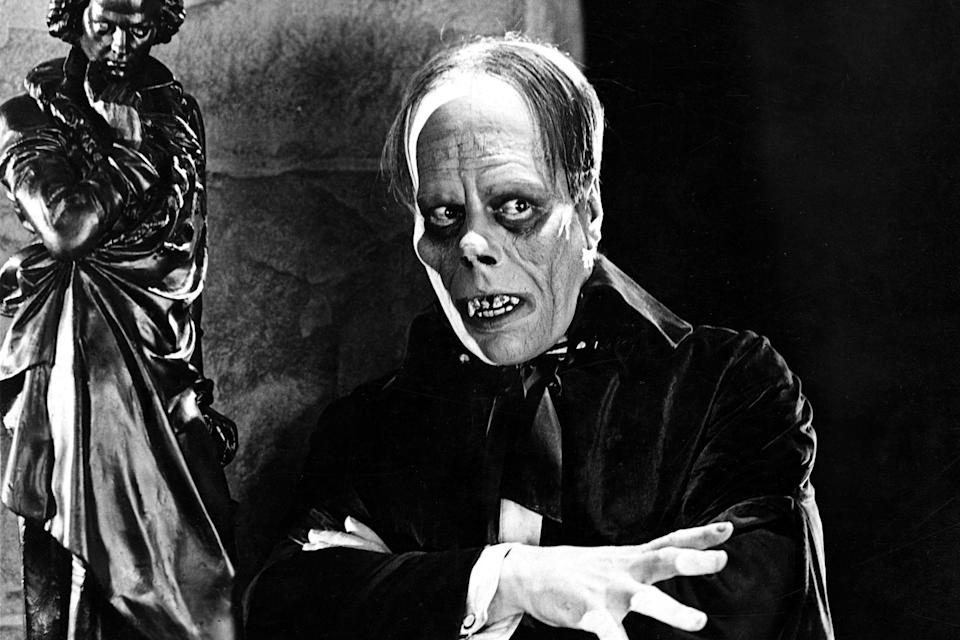 Lon Chaney Sr. in <i>The Phantom of the Opera</i>. (Photo: Universal)