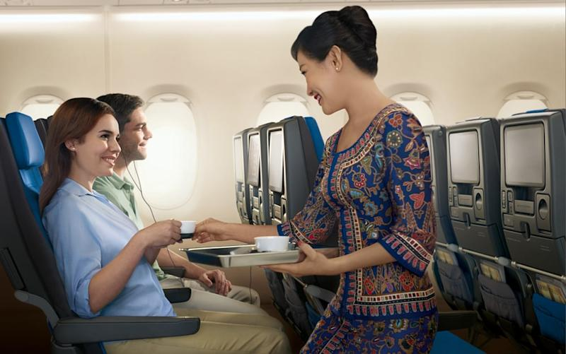 Singapore Airlines is rated as one of the world's safest - CHRIS@CHRISSISARICH.COM
