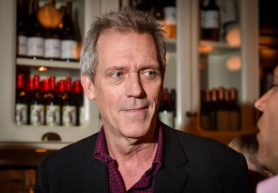 """<p><em>House </em>lead Hugh Laurie has <a href=""""https://www.npr.org/2013/08/18/213144473/hugh-laurie-puts-blues-in-the-house"""" rel=""""nofollow noopener"""" target=""""_blank"""" data-ylk=""""slk:played the piano"""" class=""""link rapid-noclick-resp"""">played the piano</a> since age 6, but he didn't stop his musical journey at the 88 keys. Hugh sings and plays harmonica, guitar, drums, and saxophone. Put those talents together, and you have a well-rounded jazz player. Hugh's debut album, <a href=""""https://open.spotify.com/album/4cXN5lJTFaFFfzFWaihRfm?si=aeNNruu4TG-hx3JMgNVXIQ"""" rel=""""nofollow noopener"""" target=""""_blank"""" data-ylk=""""slk:Let Them Talk"""" class=""""link rapid-noclick-resp""""><em>Let Them Talk</em></a>, peaked at No. 16 on <a href=""""https://www.billboard.com/music/hugh-laurie/chart-history/TLP"""" rel=""""nofollow noopener"""" target=""""_blank"""" data-ylk=""""slk:Billboard's Hot 200"""" class=""""link rapid-noclick-resp""""><em>Billboard</em>'s Hot 200</a> and his sophomore album, <a href=""""https://open.spotify.com/album/3lDglTNdwUF4G7yMtyjddY?si=UQI-ei5JRI-JRZgnih9WJA"""" rel=""""nofollow noopener"""" target=""""_blank"""" data-ylk=""""slk:Didn't It Rain"""" class=""""link rapid-noclick-resp""""><em>Didn't It Rain</em></a>, peaked at 21.</p>"""