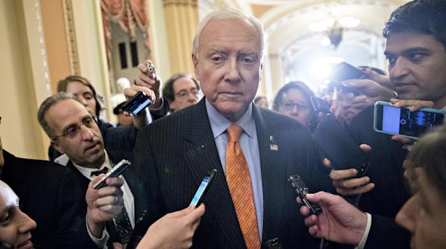WASHINGTON ― Republicans in the U.S. Senate want to gut Obamacare in the latest draft of tax reform legislation they released late Tuesday.