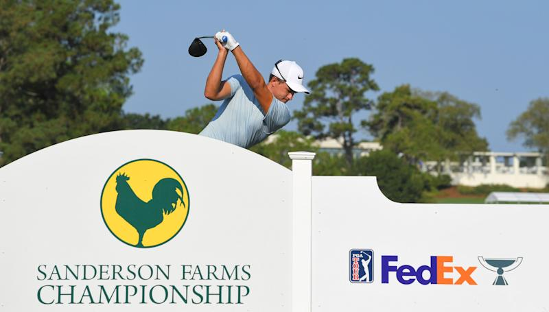 Here's the prize money payout for each golfer at the 2019 Sanderson Farms Championship