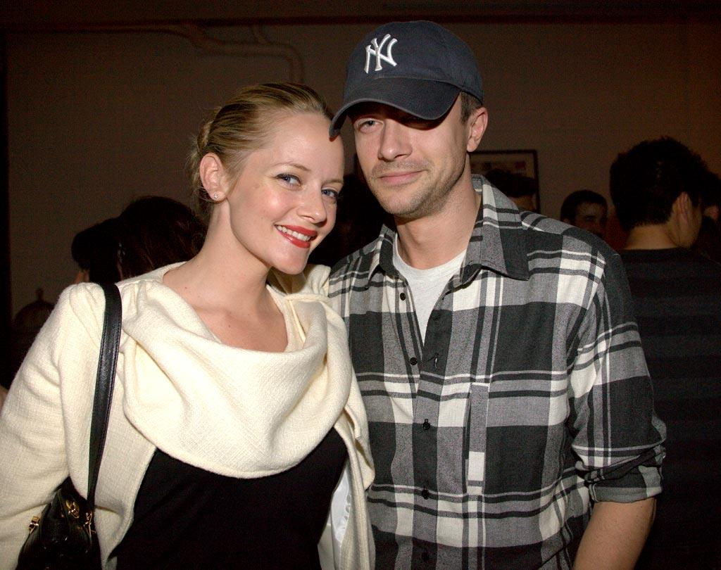 "Actors Marley Shelton and Topher Grace were on hand to support the charity event at Palihouse Holloway in West Hollywood. Jeff Vespa/<a href=""http://www.wireimage.com"" target=""new"">WireImage.com</a> - February 3, 2010"