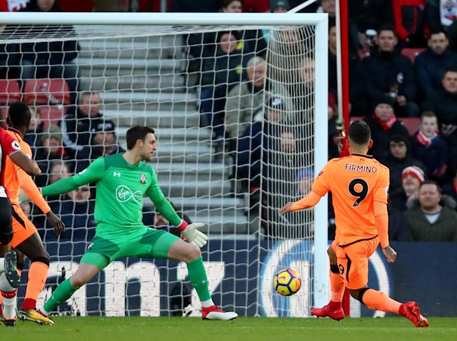 Southampton vs Liverpool: Premier League as it happened