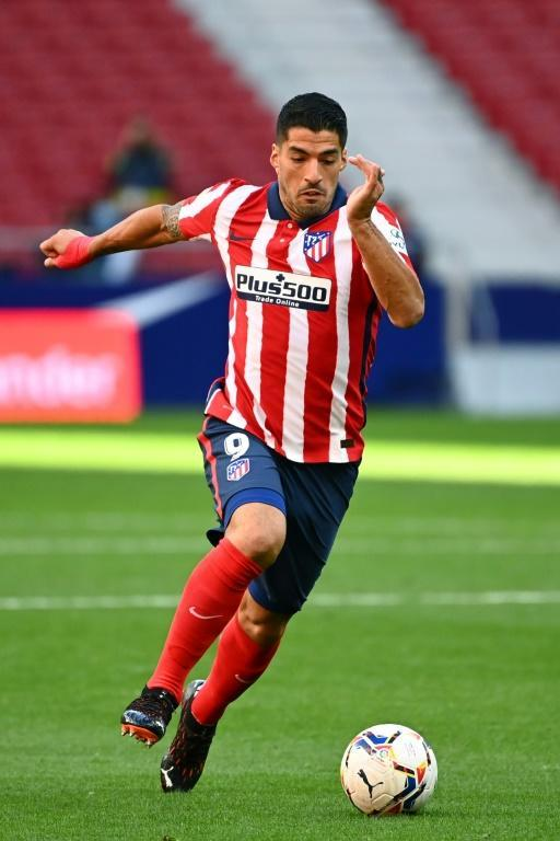 Luis Suarez and Atletico Madrid are looking to bounce back from a big defeat in Munich in midweek