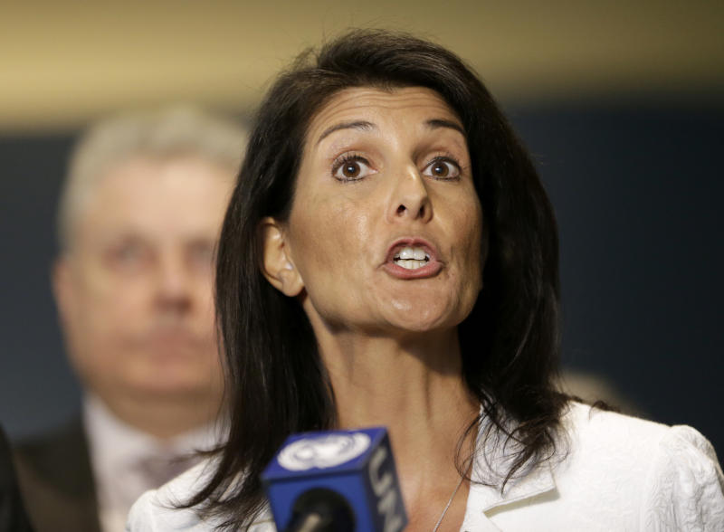 Michael Wolff: Nikki Haley 'appears to have embraced' rumors of Trump affair