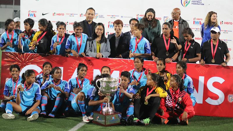 The third season of the women's football championship will be played in Ludhiana, Punjab...