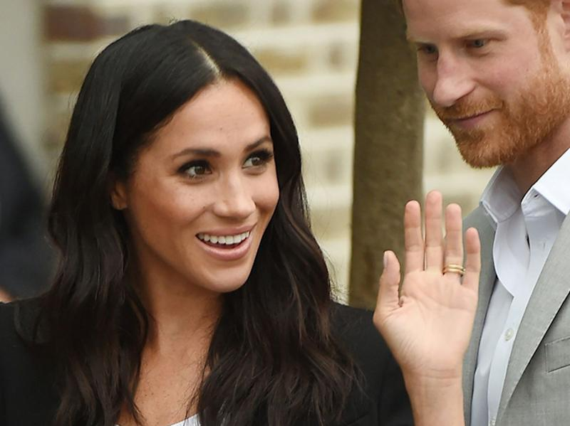 La jolie surprise de Meghan Markle à son amie Serena Williams