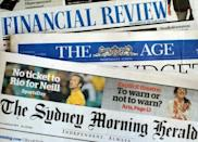 The government said 'nothing�less than the future of the�Australian media landscape is at�stake with these changes'