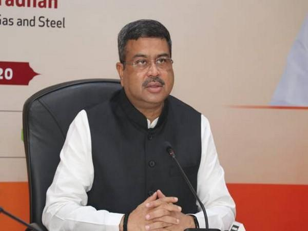 Union Minister of Petroleum and Natural Gas and Minister of Steel, Dharmendra Pradhan (file photo)