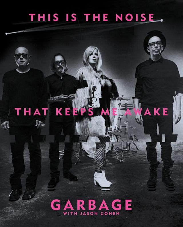 'This Is the Noise That Keeps Me Awake,' by Garbage with Jason Cohen (Photo: Akashic Books)