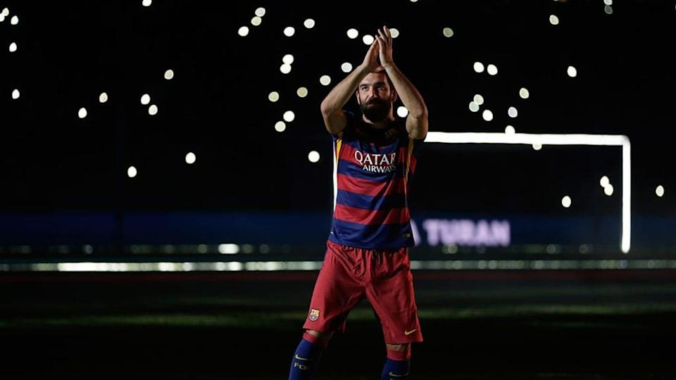 Arda Turan | VI-Images/Getty Images