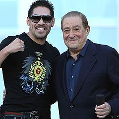 Boxer Antonio Margarito hasn't done much to deserve a shot at Manny Pacquiao. But that's what promoter Bob Arum might give fight fans