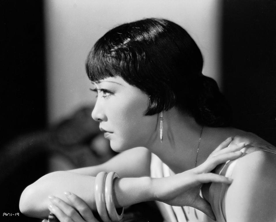<p>Still in Hollywood, Wong posed for a stunning profile shot. At this time, the actress became more outspoken about Chinese-American political causes and against Asian stereotypes in film.</p>