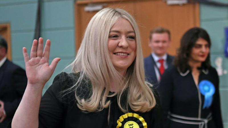 SNP MP Amy Callaghan 'making good progress' after brain haemorrhage