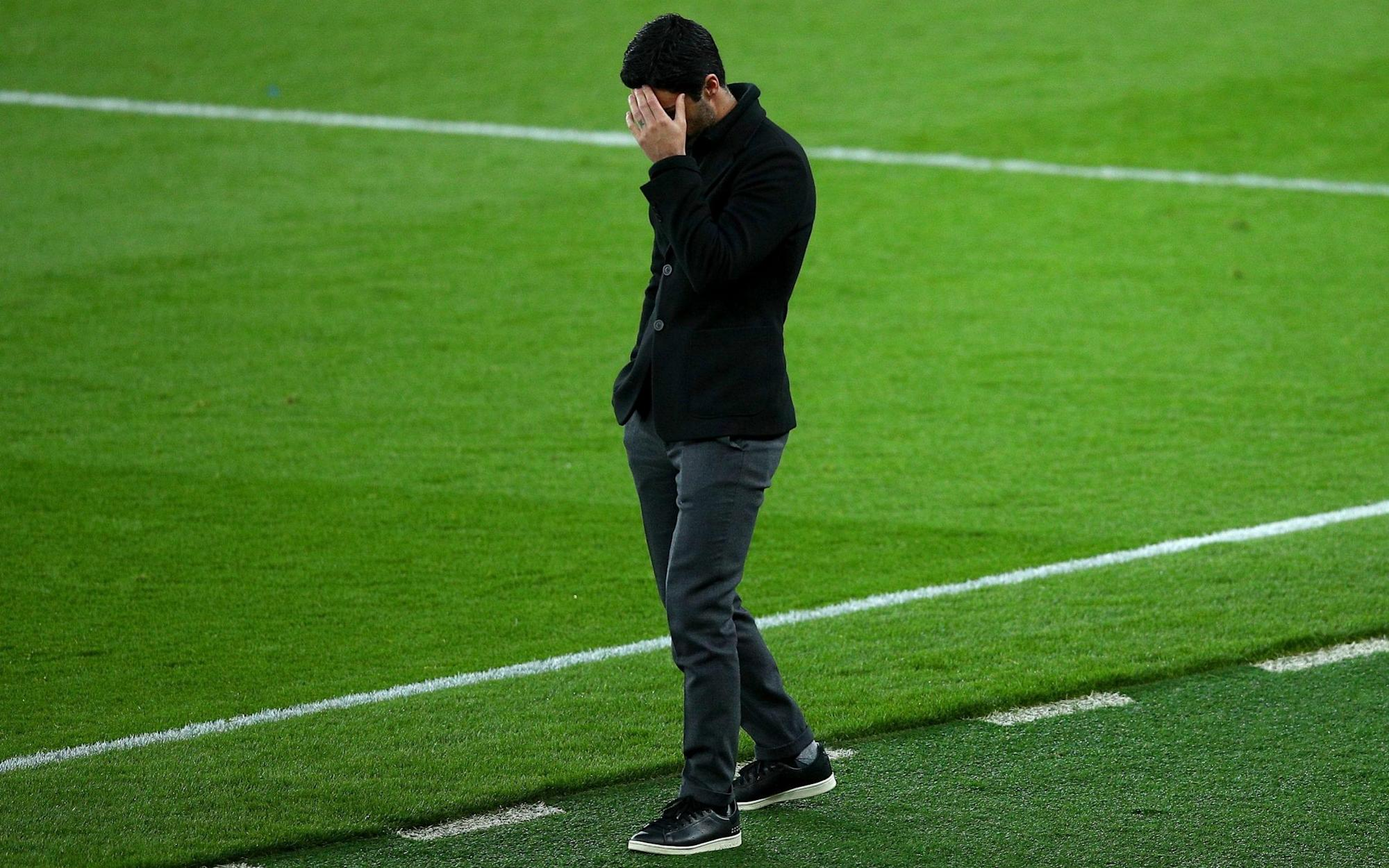 Arsenal post-mortem: Mikel Arteta's team look broken but here is how they could fix it