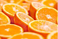 """<p>You already knew that oranges came packed with vitamin C, but get this: Citrus fruits have been shown to have anti-<a href=""""https://www.goodhousekeeping.com/health/wellness/g35255259/chronic-inflammation-tips/"""" rel=""""nofollow noopener"""" target=""""_blank"""" data-ylk=""""slk:inflammatory"""" class=""""link rapid-noclick-resp"""">inflammatory</a>, antioxidative and anti-cancer properties, according to research published in <em><a href=""""https://www.ncbi.nlm.nih.gov/pmc/articles/PMC4690266/"""" rel=""""nofollow noopener"""" target=""""_blank"""" data-ylk=""""slk:Chemistry Central Journal"""" class=""""link rapid-noclick-resp"""">Chemistry Central Journal</a></em>. Oranges are wonderful on their own, sliced into a salad, or used in cooking or baking.</p>"""