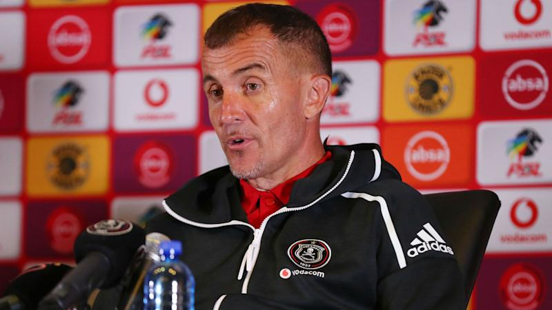 Orlando Pirates fans want Sredojevic back after Zamalek SC exit