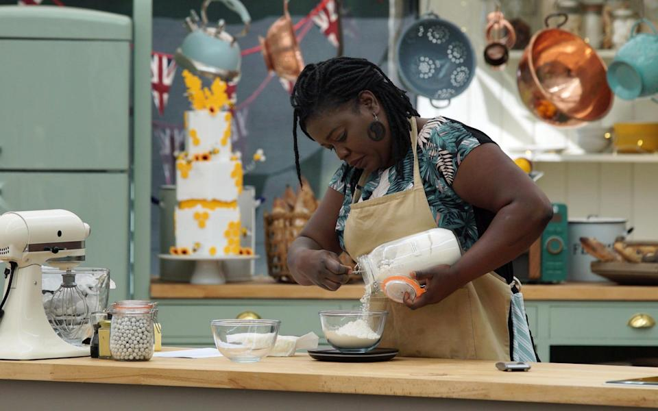 Hermine was a deserved Star Baker - Channel 4