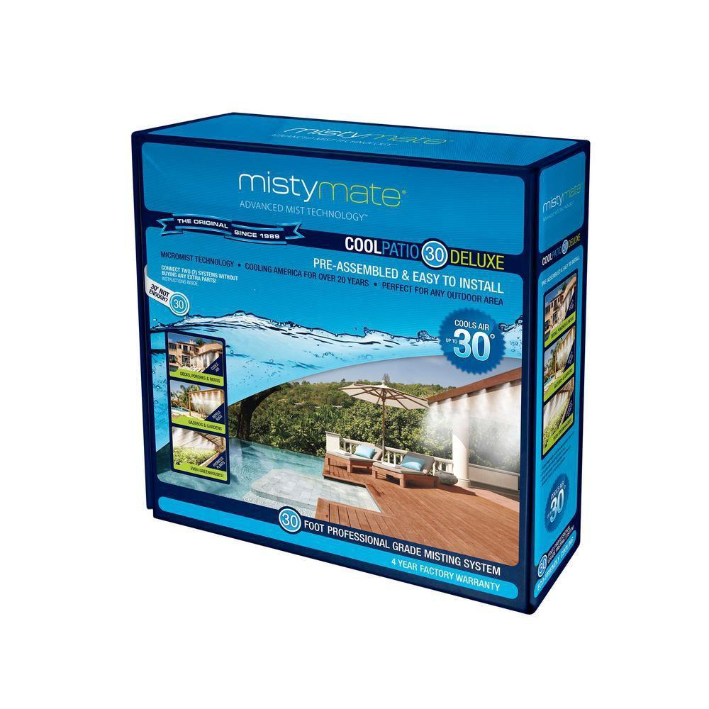 Misty Mate Cool Patio 30 Deluxe Misting System