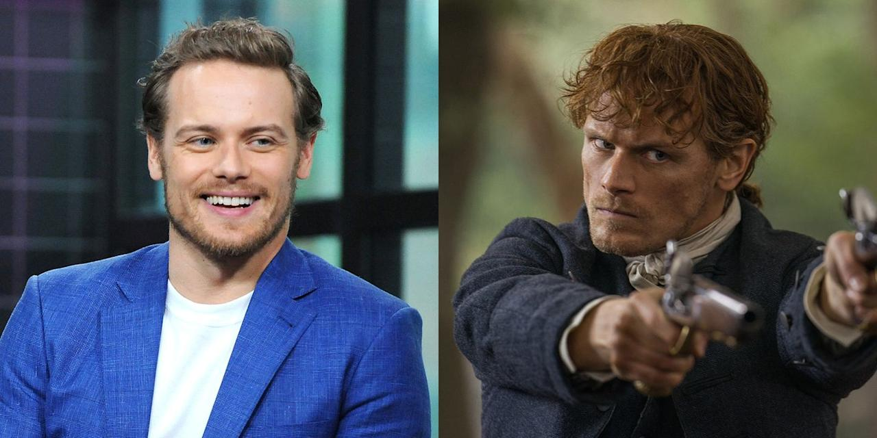 """<p>When Heughan was cast as Jamie, <a href=""""https://www.facebook.com/AuthorDianaGabaldon/photos/a.287216804654496.69164.175126332530211/567430463299794/?type=3"""" target=""""_blank"""">Diana Gabaldon</a>, author of the <em>Outlander</em> books, said, """"That man is a Scot to the bone and Jamie Fraser to the heart. Having seen Sam Heughan not just act, but be Jamie, I feel immensely grateful to the production team for their painstaking attention to the soul of the story and characters.""""</p>"""