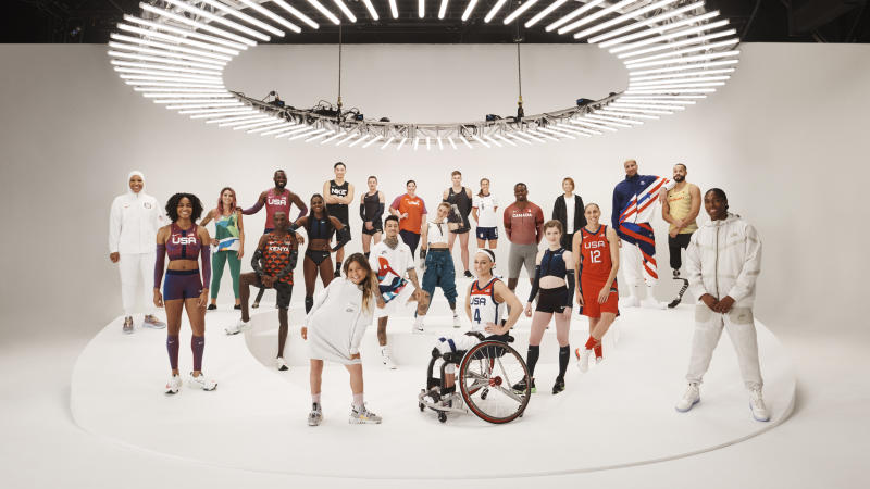Nike Olympic 2020 collection — NIKE