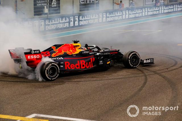"Max Verstappen, Red Bull Racing RB15 <span class=""copyright"">Steven Tee / Motorsport Images</span>"