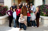 <p>Family matriarch Ma'Dere Whitfield (Loretta Devine) gathers her family around for their first reunion in four years. But when family secrets start being revealed, their tight-knit bonds begin unraveling. It'll take a Christmas miracle to bring them all back together again.</p> <p><span>Watch <strong>This Christmas</strong> on Hulu</span>.</p>