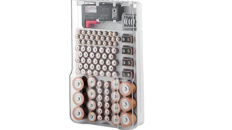 Finding batteries has never been easier or more aesthetically pleasing.