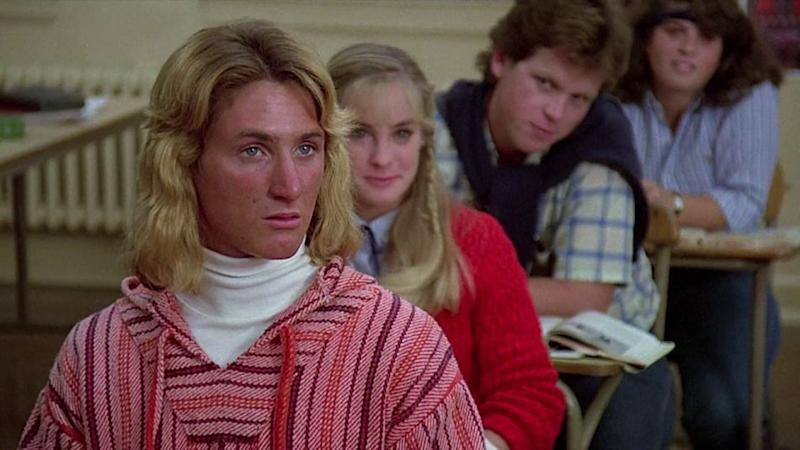 Sean Penn in Fast Times at Ridgemont High (Credit: Universal)