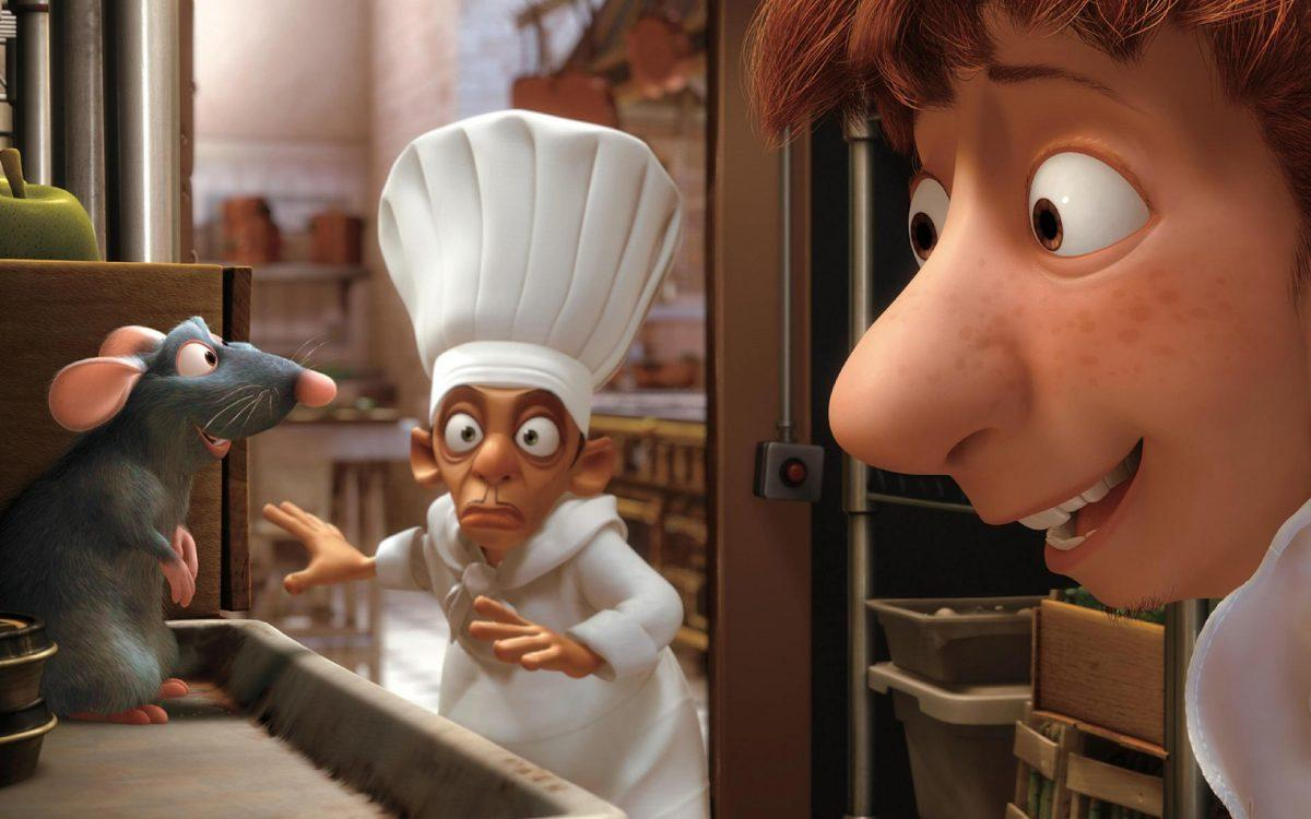 <p>Pixar's story of a rat named Remy with a penchant for conjuring fine cuisine was a hit, as it won an Oscar for Best Animation in 2008. Even today it's still considered one of Pixar's best during it's so-called peak period, as 'WALL-E', 'Up', and 'Toy Story 3' followed. Credit: Pixar. </p>