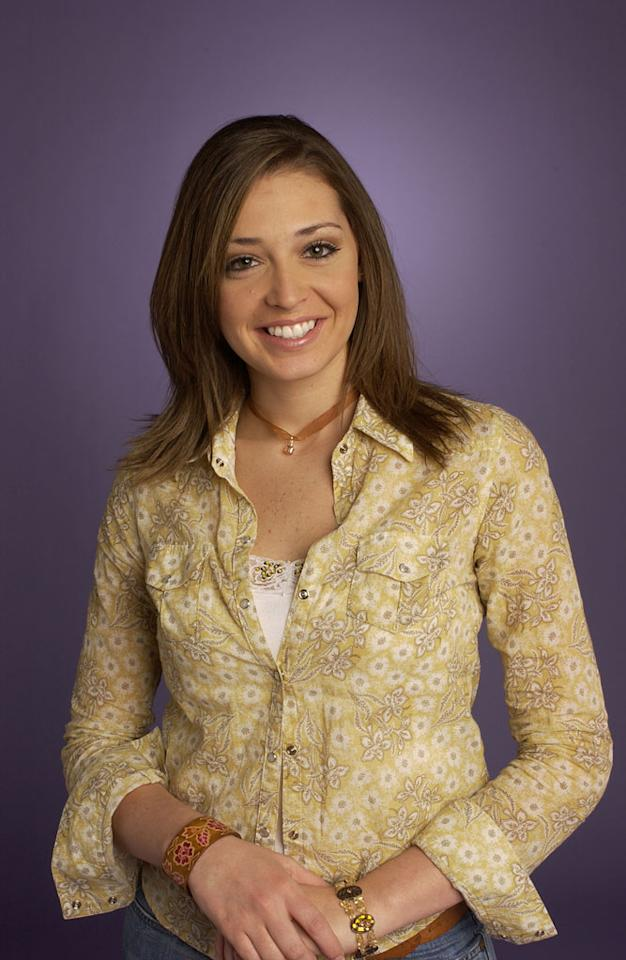 """Lindsey Cardinale from Ponchatoula, LA  is one of the contestants on Season 4 of """"American Idol."""""""