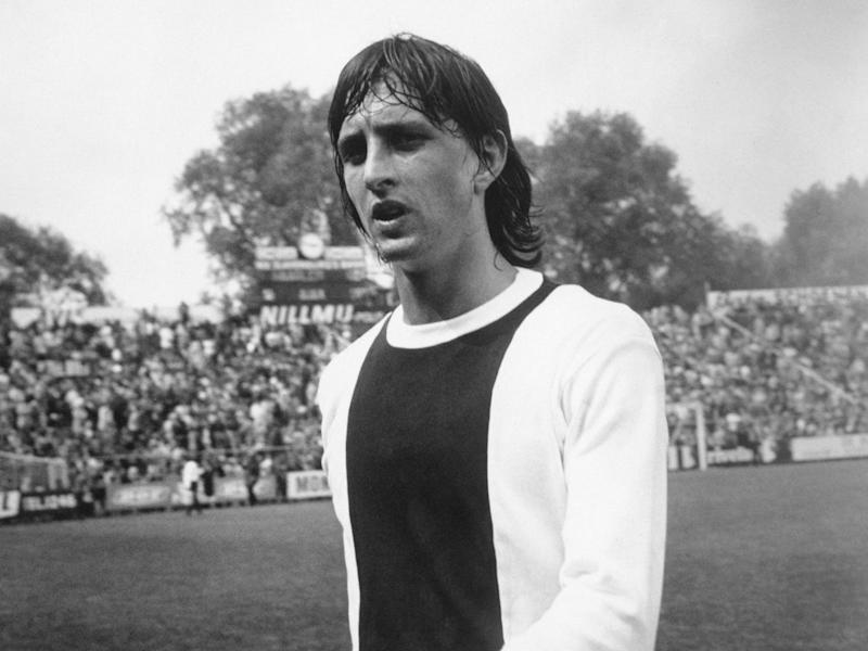 Johan Cruyff's influence on the game is still felt to this day (Getty)
