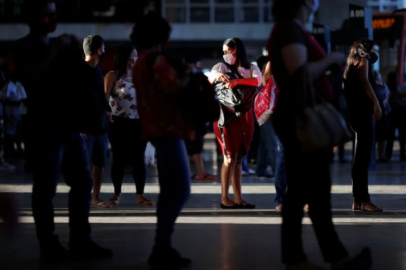 Brazil total COVID-19 deaths rise to 37,134, says state health secretaries