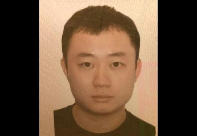 "This handout photo  obtained August 20, 2018 from the Federal Bureau of Investigation (FBI) shows Chinese national Ruochen ""Tony"" Liao, age 28 of Santa Ana, California. He was abducted in San Gabriel, California on July 16, 2018, according to witnesses"