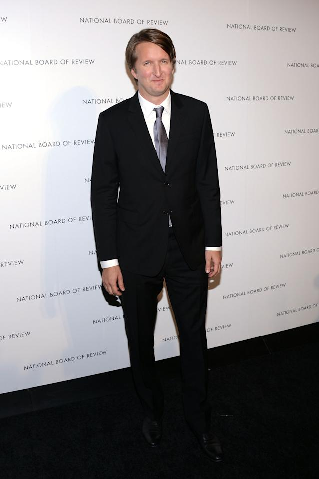 NEW YORK, NY - JANUARY 08:  Director Tom Hooper attends the 2013 National Board Of Review Awards Gala at Cipriani 42nd Street on January 8, 2013 in New York City.  (Photo by Stephen Lovekin/Getty Images)
