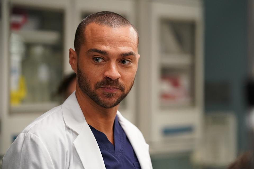 The former Grey's Anatomy actor will soon star in Take Me Out on both Broadway and in a TV adaptation. (Photo: Gilles Mingasson/ABC via Getty Images)