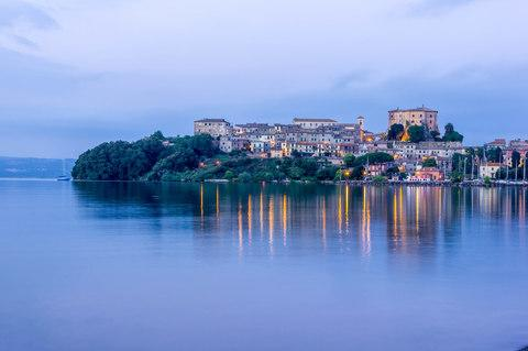 Lake Bolsena - Credit: ©FPWing - stock.adobe.com